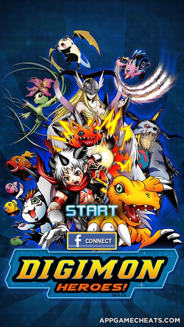 Digimon Heroes Cheats & Hack for Digimoney & Bits 2016