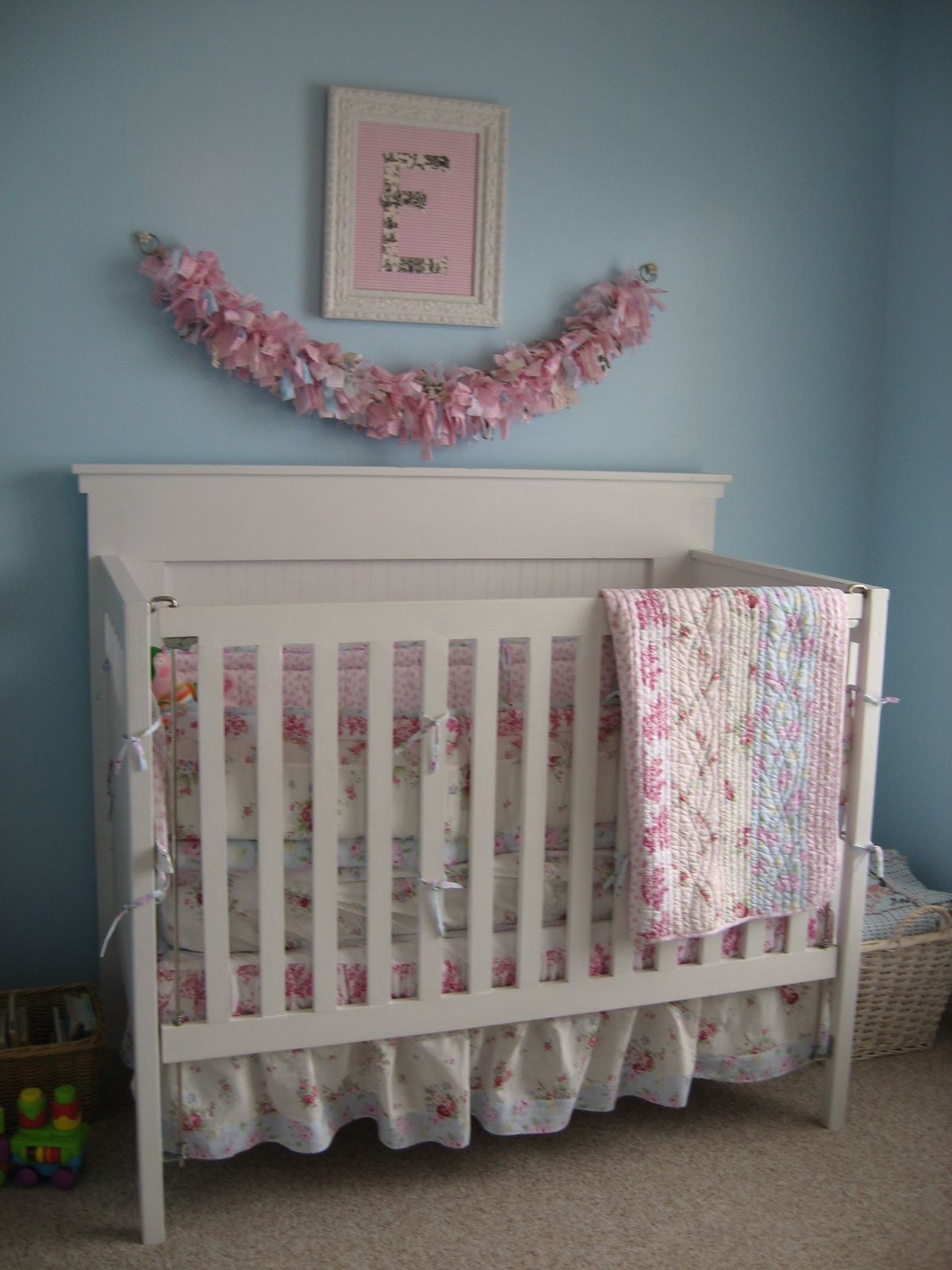 Bedding Target Tiddliwinks Shabby Chic Elsies Crib