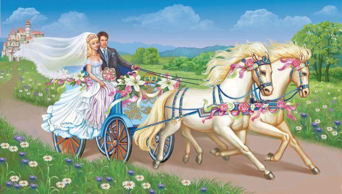 Свадьба в живописи.. Обсуждение на LiveInternet - Российский Сервис Онлайн-Дневников