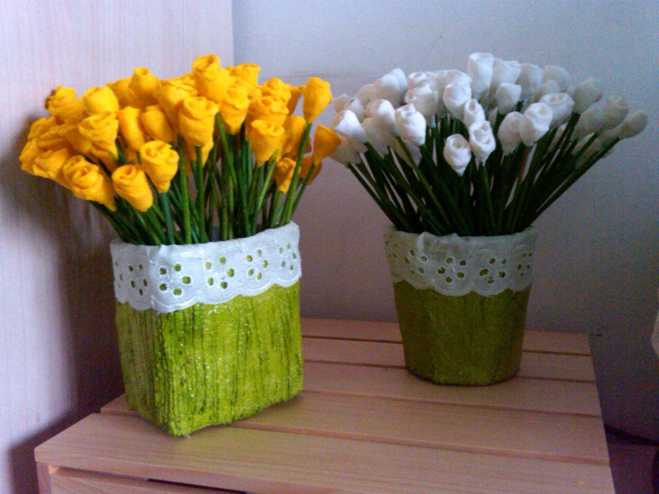 Kerajinan Bunga Sabun Multifungsi Banjarnegara Kami Menyediakan