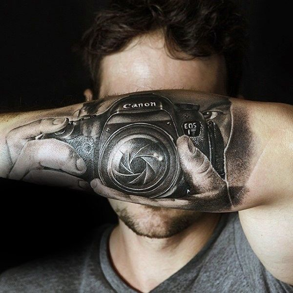 Tattoo Designs Camera: Pin By Rebecca Blakeney On Tattoo Inspirations