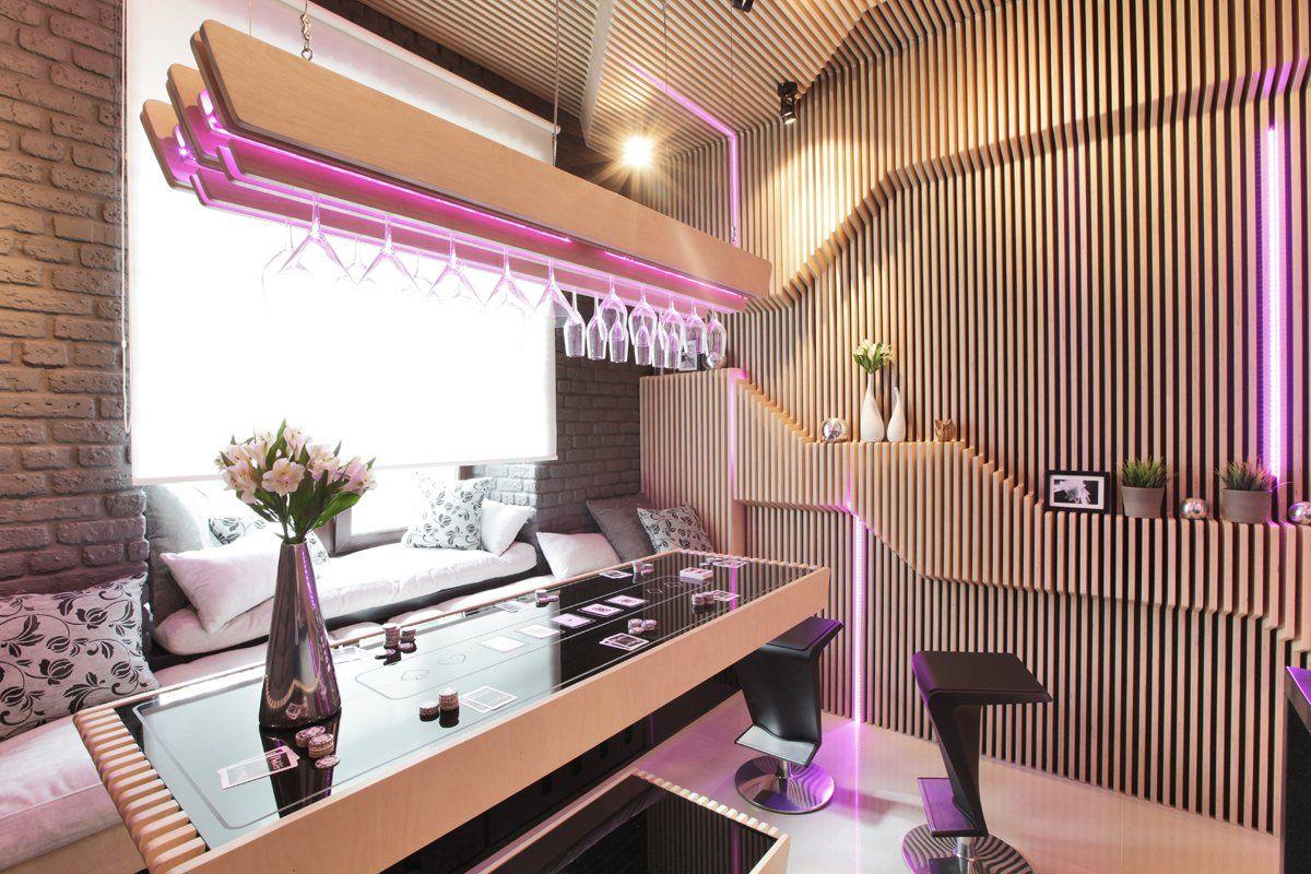 Merveilleux Ultra Modern ParametriX Kitchen By Geometrix Design   Decoholic