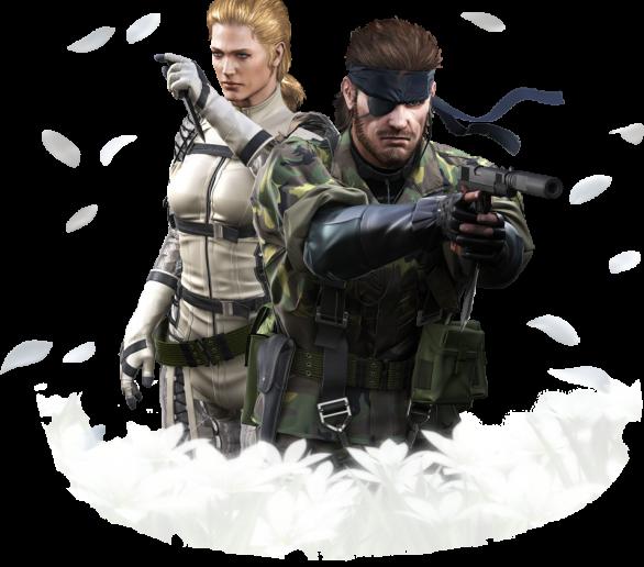 Metal Gear Solid Snake Eater 3d Sneaks Into Japan In March Metal Gear Metal Gear Solid Gear Art