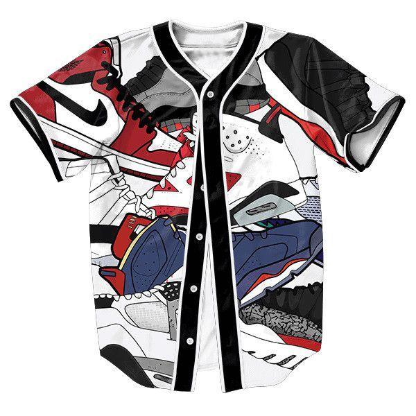 76fa950006e Jersey Clothing Streetwear baseball shirt funny Casual Summer Style tees