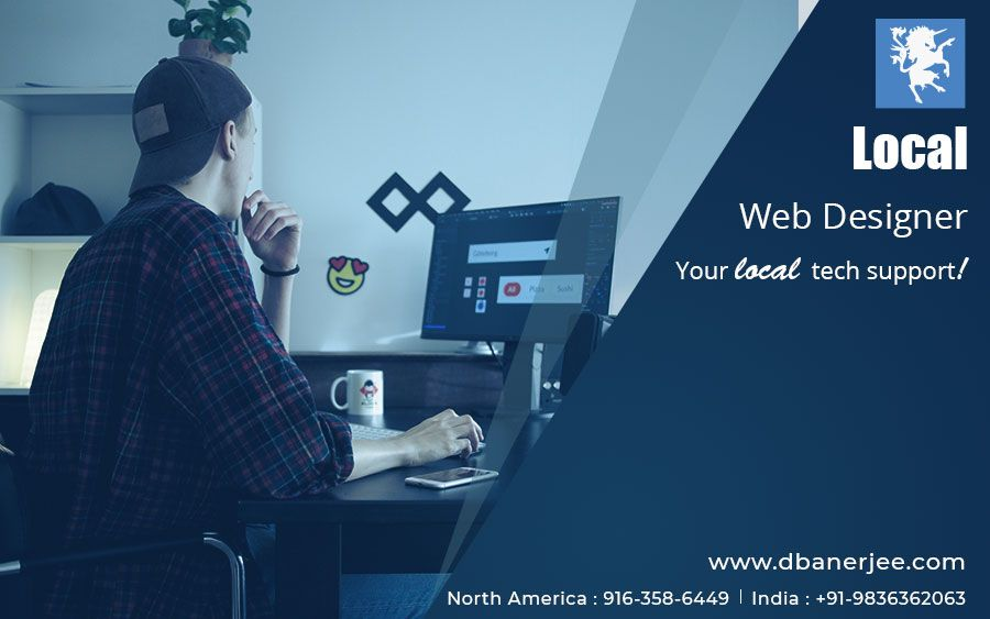Local Web Designer India Web Designer In 2020 Web Design Web Development Responsive Website Design