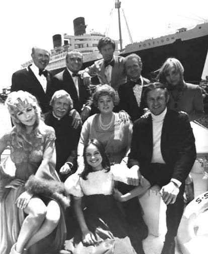 Cast Of The Poseidon Adventure 1972 The Poseidon Adventure