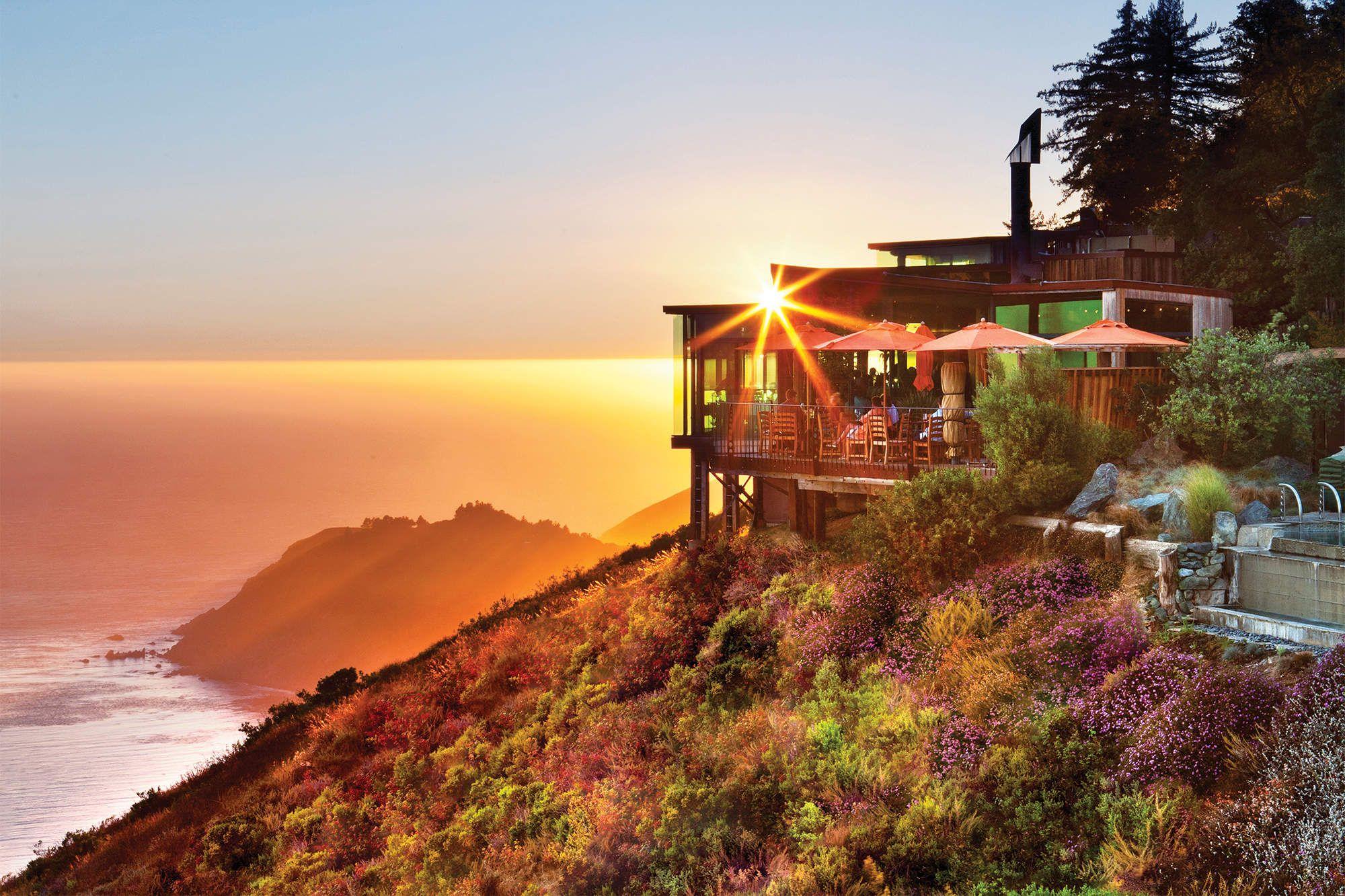 the 10 best hotels on the pacific coast highway | #goaltaca | big