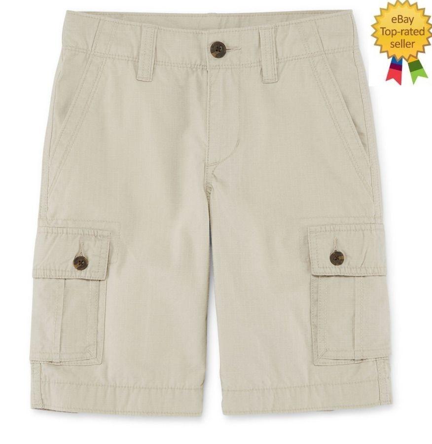 7cb0af0a45 Arizona Boys Ripstop Cargo Shorts Adjustable Kids size 12 16 20 NEW #Arizona  #Everyday