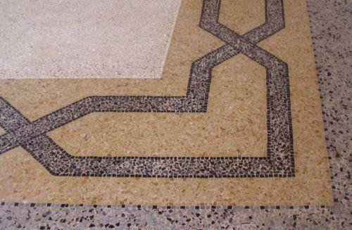 Il pavimento alla veneziana: il terrazzo / Artigianato / Venezia ...