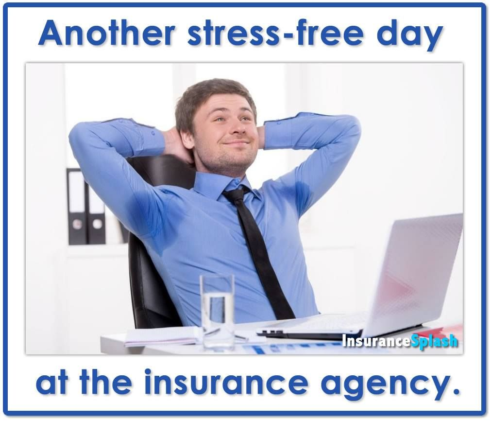 Stress What S That Insurance Humor Business Insurance