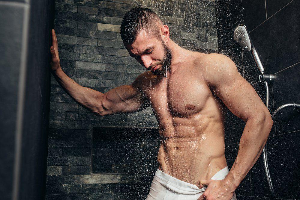 Pin On Handsome Shirtless Men