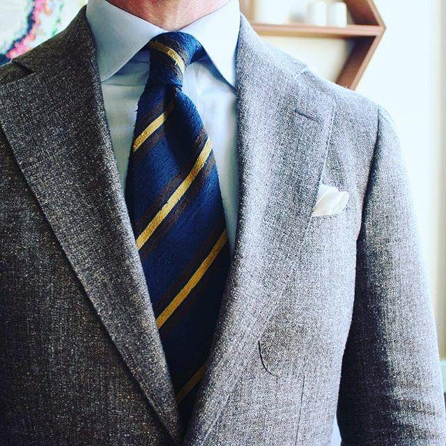 Repost tailorandtie . . . exquisitetrimmings tie