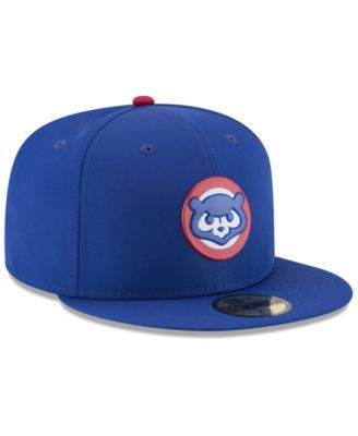 84e7025ec29 New Era Chicago Cubs Batting Practice Pro Lite 59FIFTY Fitted Cap - Blue 6 7  8
