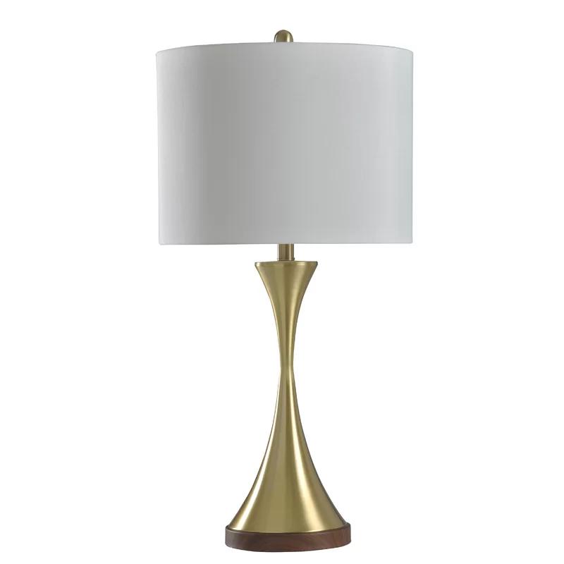 Pin By B E C K Y W A R T O N On 31st Floor Brass Table Lamps Table Lamp Lamp