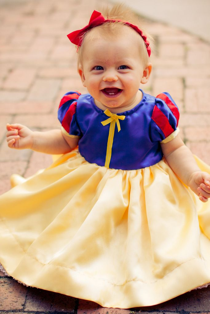 44e5a2925 Snow White costume for babies | Costumes | Snow white dresses ...