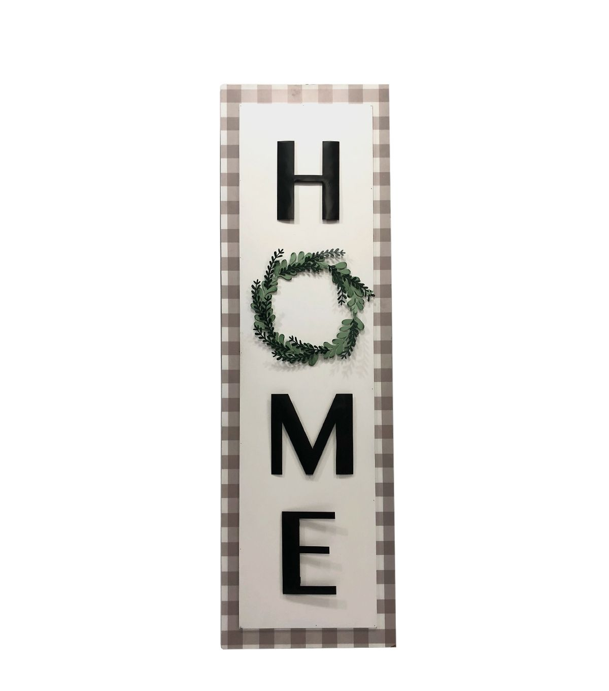 Simply Spring Vertical Wall Decor Home With Wreath Wall Decor Family Room Walls Wall