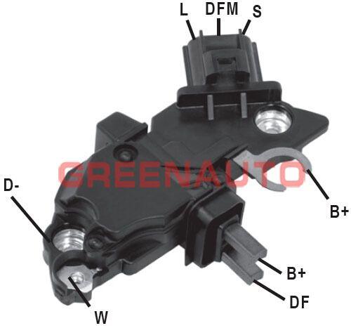 Alternator Voltage Regulator For Ford For Alternator Oem