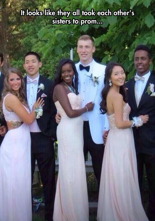 Interracial dating meme funny halloween