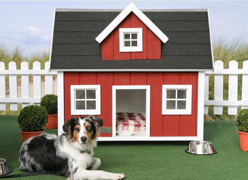 Eccentric Christmas Dog Houses Dog Mansion Dog House Plans