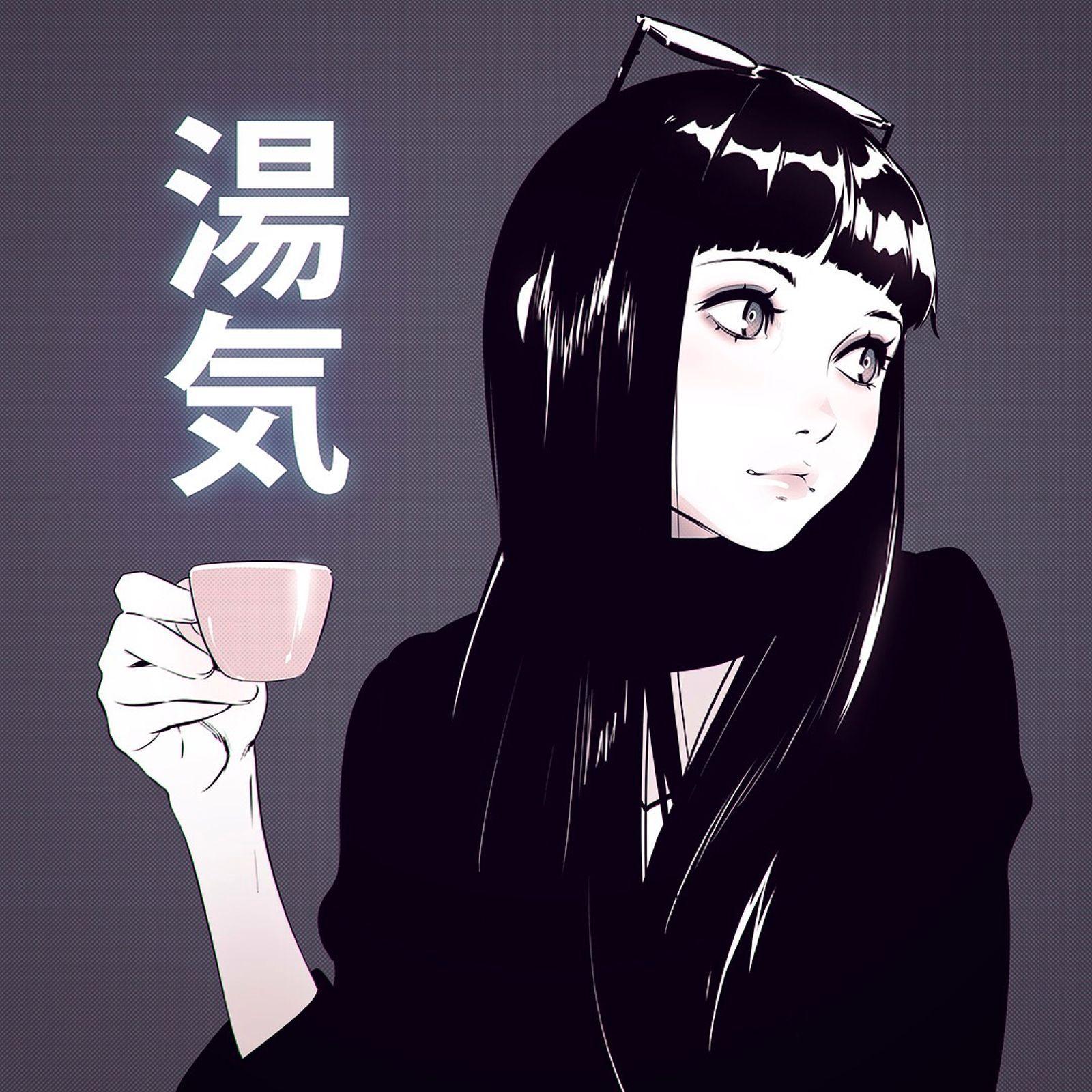 Coffee Study Kuvshinov Ilya On Patreon Aesthetic Anime Anime Character Art