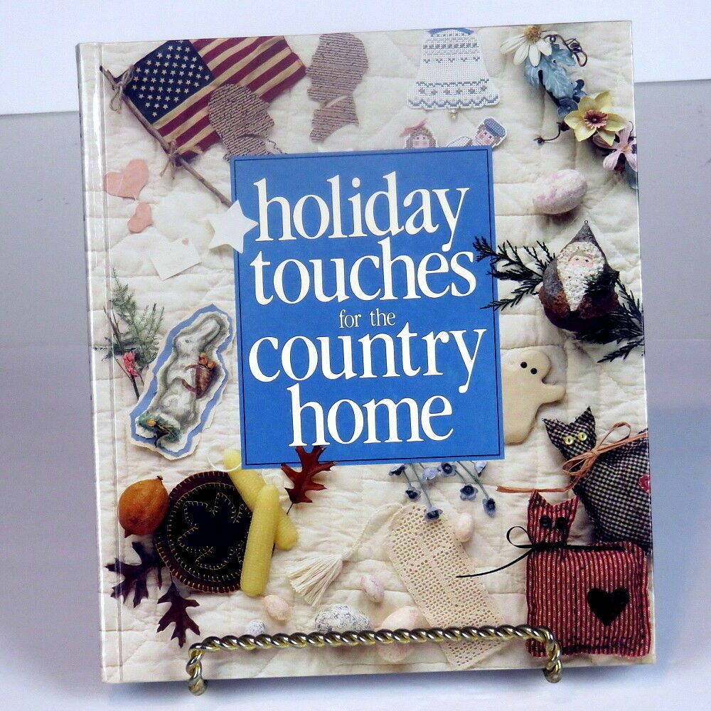 U-PICK 1 FROM 4 Vtg. June Grigg Designs /& Country Crafts// Mini C//S Patterns