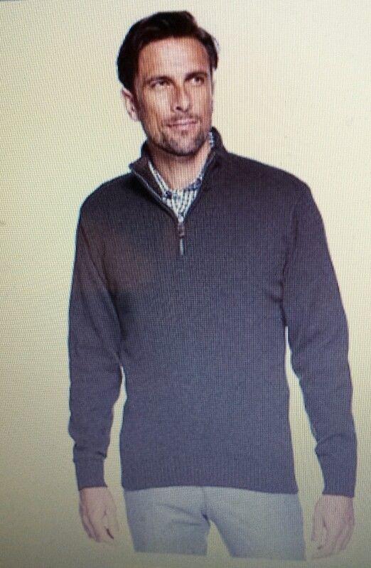 Oscar de la Renta 1/4 Zip Microsherpa Neck Sweater S M L CHOOSE COLOR Great GIFT #OscardelaRenta #12Zip