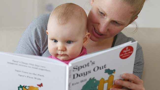 Parents and children can bond over a book | Centre for Community ...