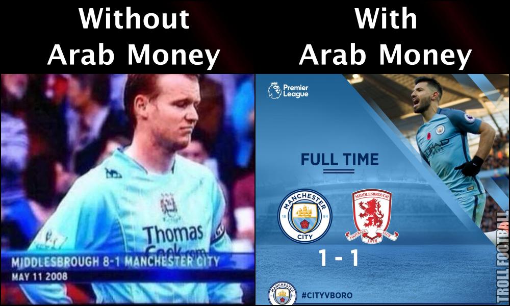 Manchester City Funny soccer memes, Football jokes