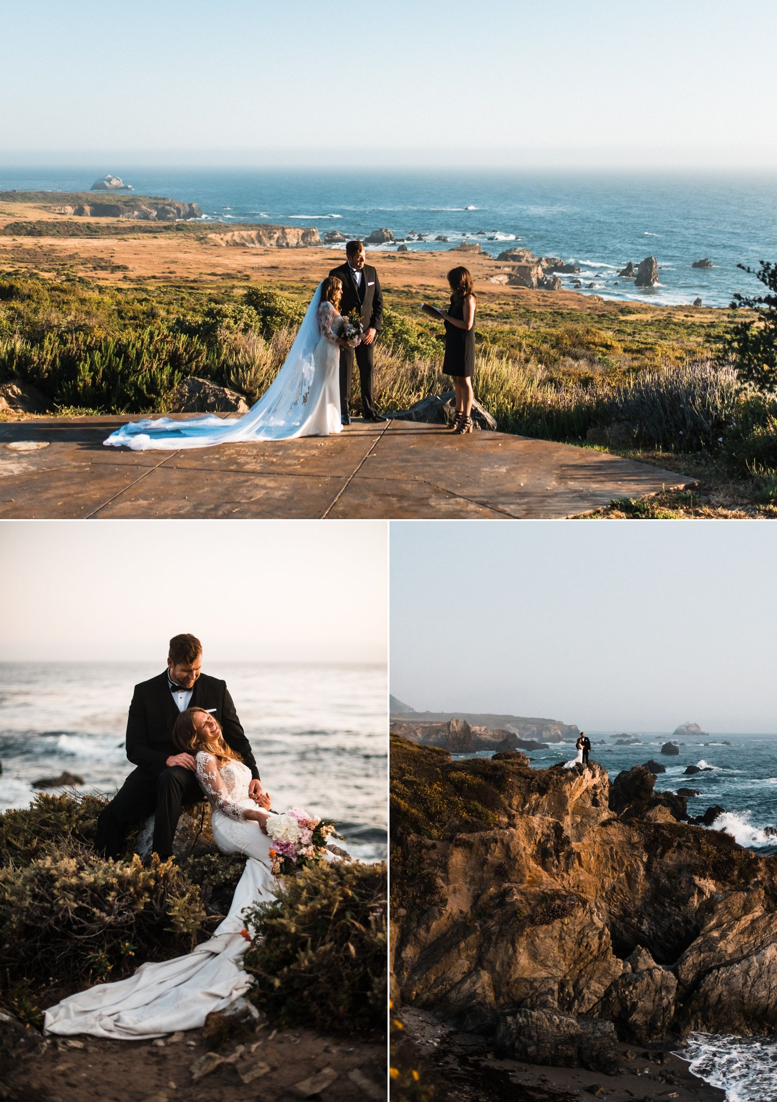 California big sur elopement elopement eloping