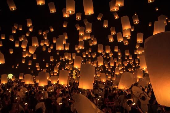 Image result for chiang rai lantern