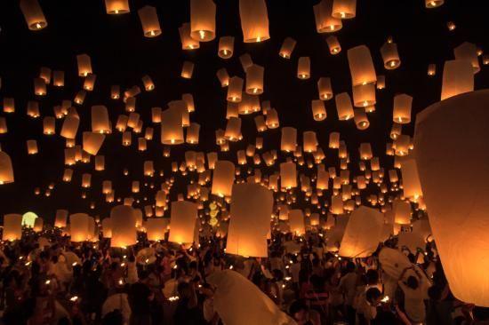 Image result for chiang rai lantern