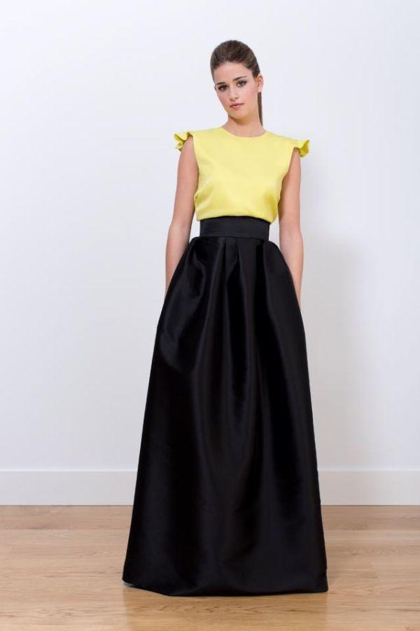 en venta 9fe80 f8b0e Faldas largas de fiesta | Wddngs | Vestidos largos, Vestidos ...