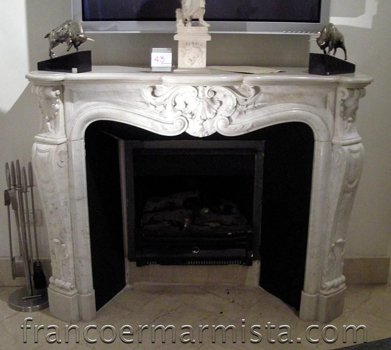 antique mantle