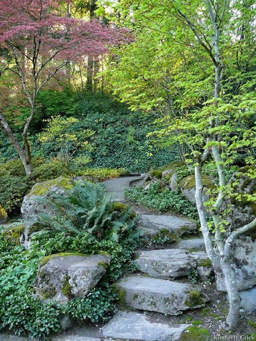 Japanese Rose Garden Portland, OR   Portland Japanese Rose Garden ...