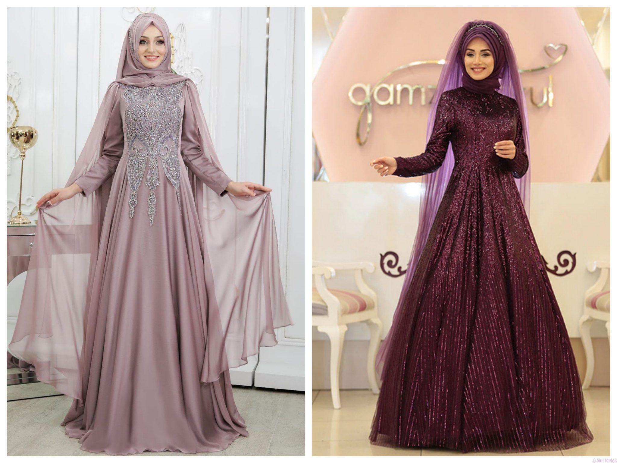 2020 Sunnet Annesi Tesettur Elbise Modelleri 2020 Elbise Modelleri Elbise Resmi Elbise
