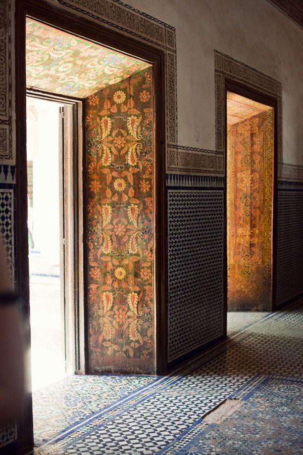 Arches / Marrakesh
