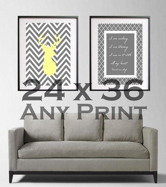 24x36 wall art modern poster prints posters pinterest