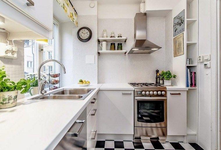 Forma cocinas: más de 50 diseños de cocinas en L - | Diseño de ...
