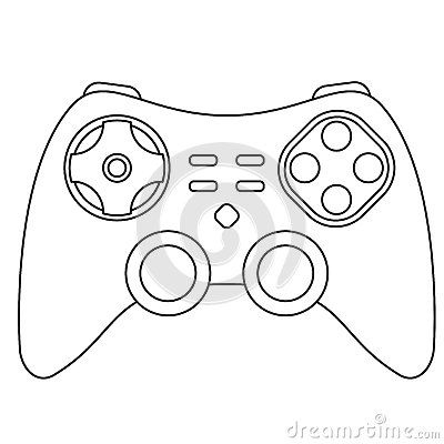 Dessiner Manette Jeux Video