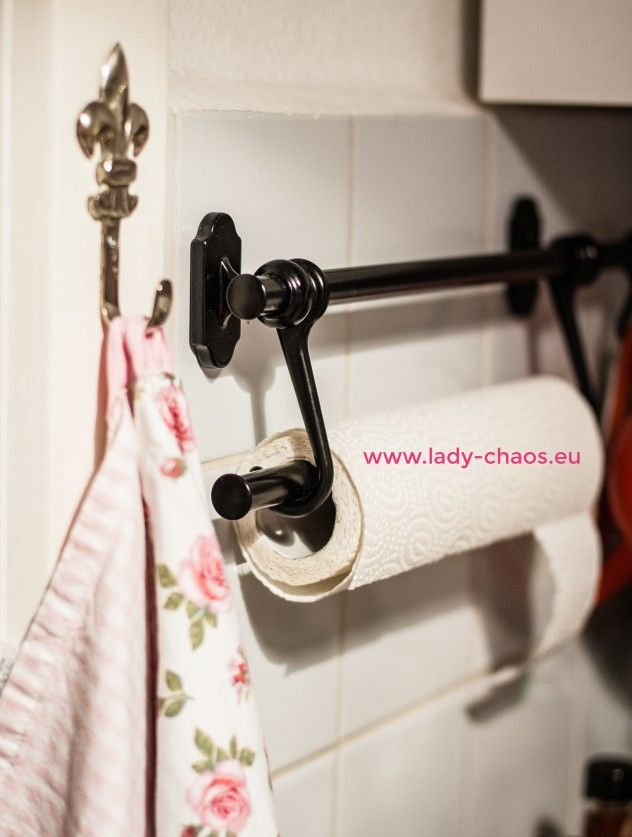 Ikea Hack – LADY CHAOS | Clear clutter/clever storage | Pinterest ...