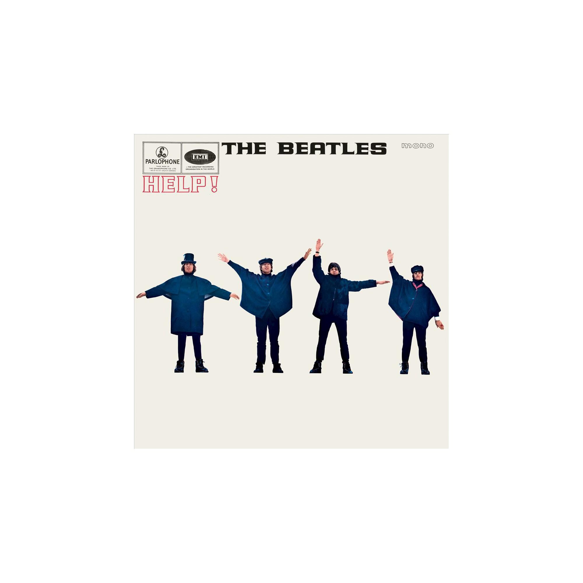 The Beatles - Help! (Mono Vinyl) | Products | The beatles