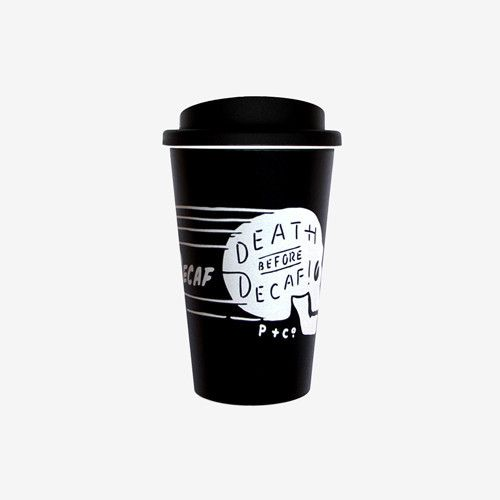 Death Before Decaf™ Racer - Mug