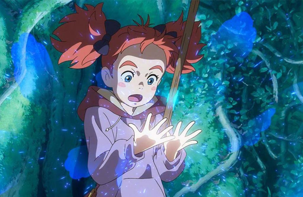 瑪麗與魔女之花 Animated movies, Anime films, Anime
