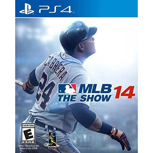 Mlb The Show 14 Ps4 Sports Game Default In 2021 Mlb The Show Mlb Sports Games