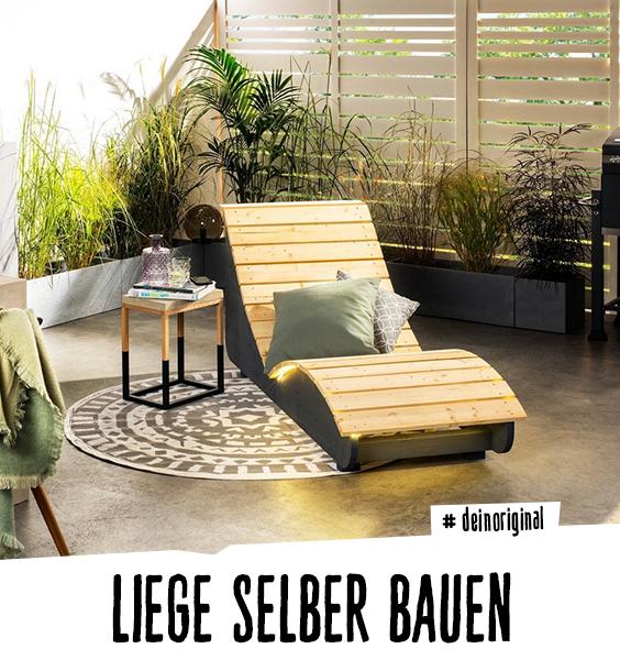 Wellenliege Lena Selber Bauen Alle Mobel Create By Obi Gartenmobel Selber Bauen Selber Bauen Gartenliege Selber Bauen