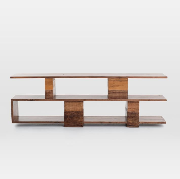 Peroba Console Table in 2020 Wood console, Display