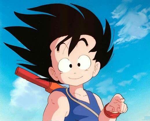 Cute Kid Goku Kid Goku Dragon Ball Super Dragon Ball Art