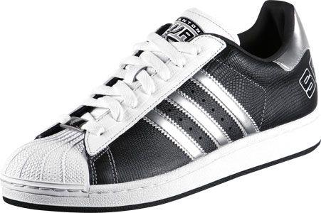 Adidas Superstar Spurs sneakermeister Pinterest adidas