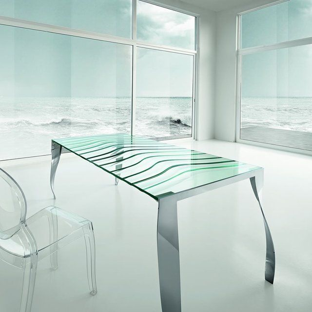 Fancy - Luz de Luna Table by Tonelli Design