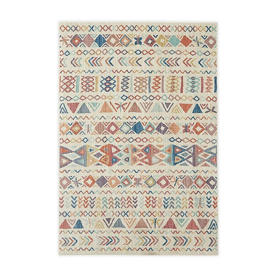 Marmalade Alice 5 X 7 Area Rug In Beige In 2020 With Images